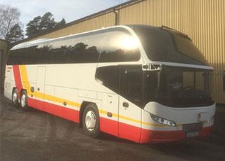 Buss för långa bussresor