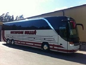Buss med 50 platser